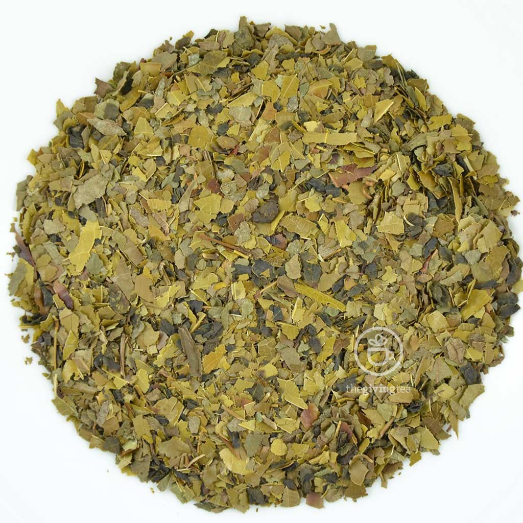 Cleansing herbal blended tea