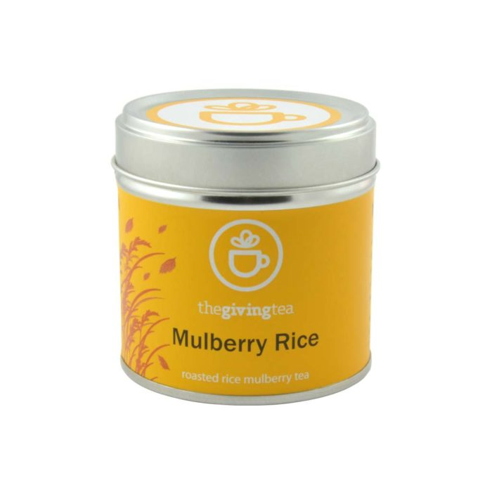 Mulberry Rice blended herbal tea