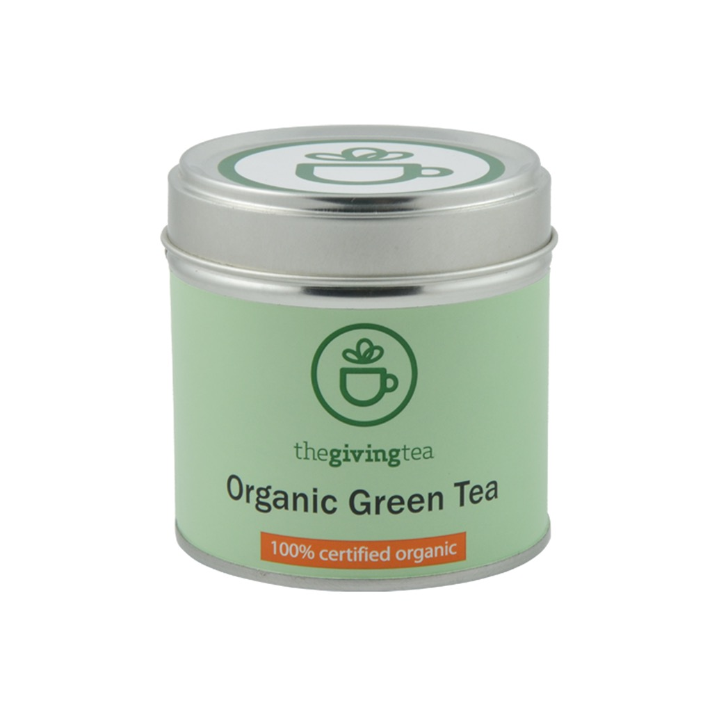 The Giving Tea - Organic Green Tea