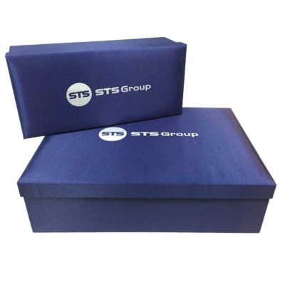 STS Group top tier tea gift set. Made to order. Customized logo
