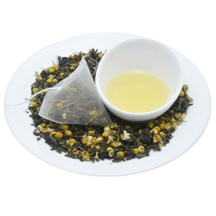 Cure and Care herbal blended tea.