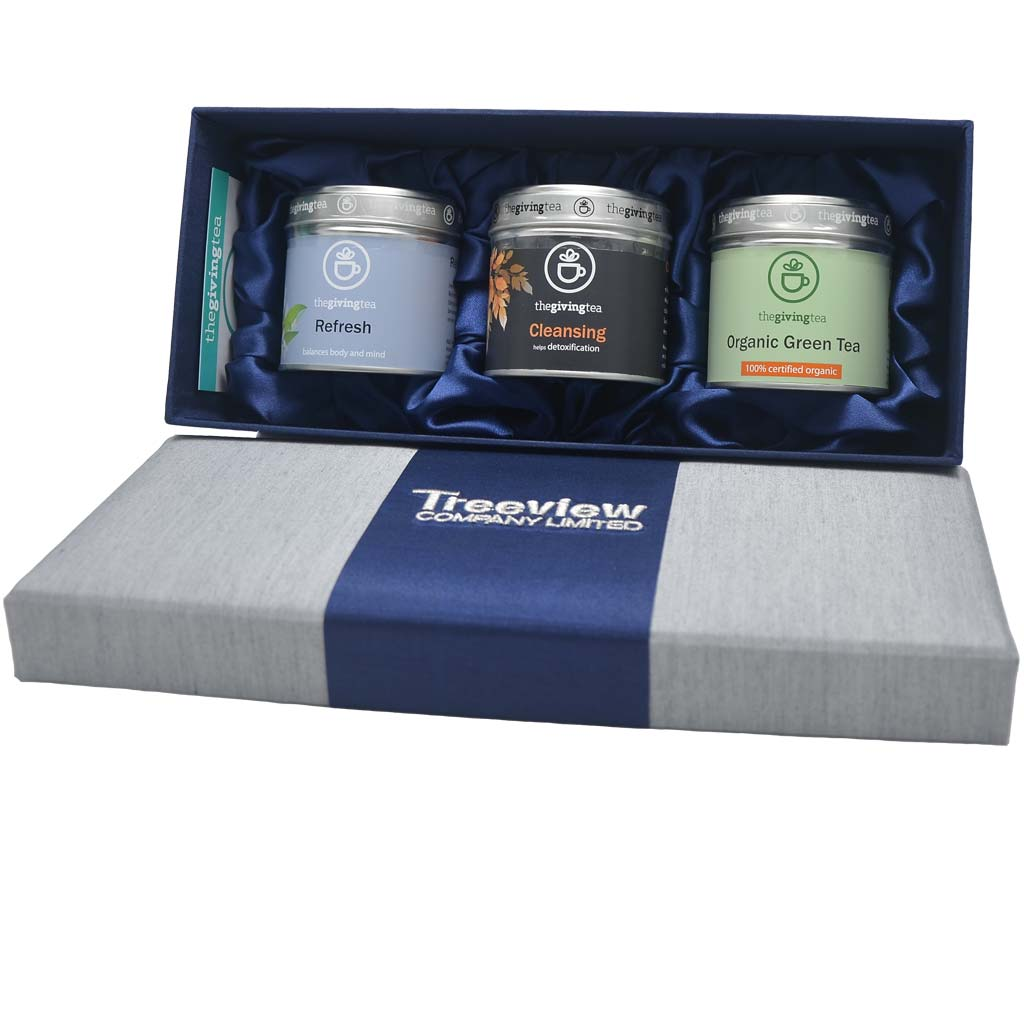 Treeview company - Tea gift set