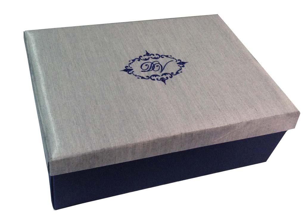 wedding tea set. ชุดยกน้ำชา Silk box.
