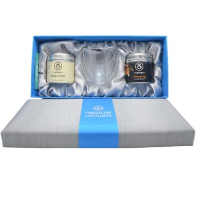 Premium tea gift set Bangkok insurance กรุงเทพประกัน The Giving Tea