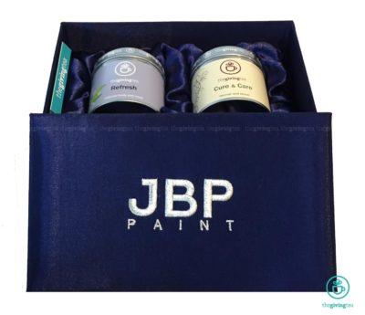 JBP Gift ชาเพื่อสุขภาพ The Giving Tea