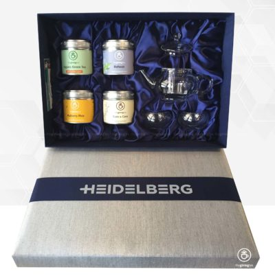 Heldelberg ชุดของขวัญสำหรับ Executives