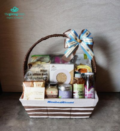 กระเช้าปีใหม่ Corporate Gift Minebea Mitsumi