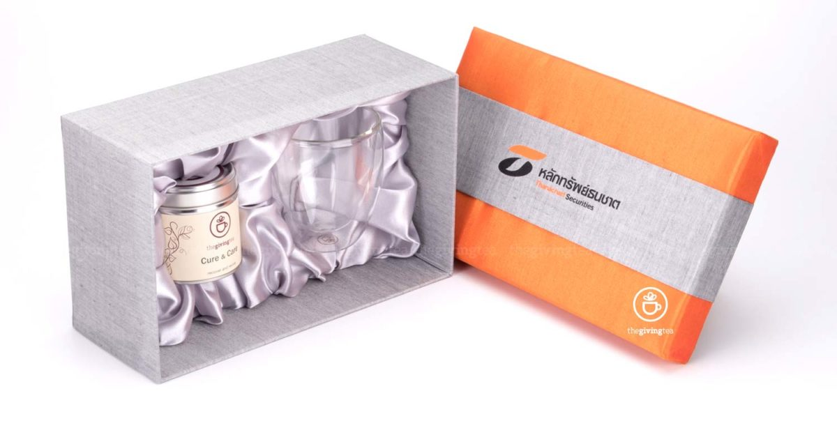 Thanachart Securities Corporate Gift Set