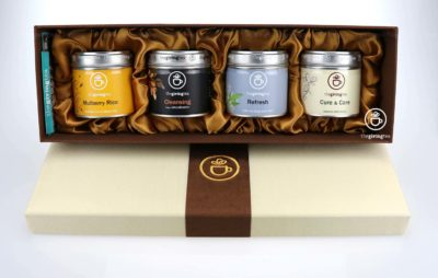 Tea Lover cream set